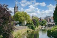 Roermond an der Rur,Provinz Limburg,Niederlande