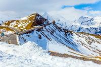 Grand Austrian Alps.