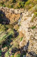 Waterfall on Sardinia, Italy