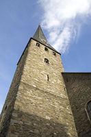 Kirche Sankt Georg in Hattingen, NRW, Deutschland