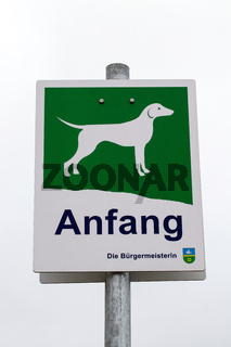 Schilder auf Insel Poel 002