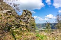 Bruchhauser Steine im Sauerland