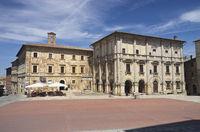 Montepulciano , Toskana Italien - Montepulciano , Tuscany, Italy