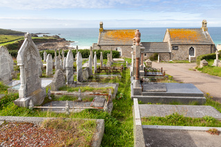 cemetery of St. Ives