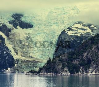 Glacier on Alaska