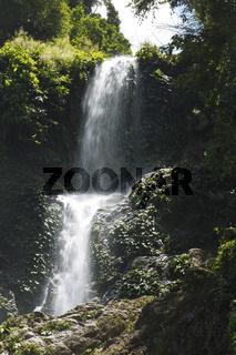 The Tamaraw Waterfalls in Oriental Mindoro