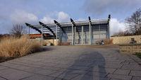 Sonnenfalle genanntes Gebäude im Kurpark Bad Bevensen