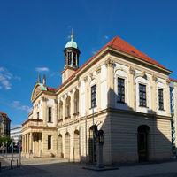 Rathaus der Stadt Magdeburg