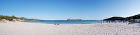 Panorama Strand von