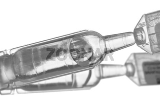 Kunststoff-Amuplle (Natriumchlorid-Lösung)
