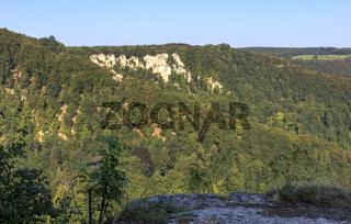 Rutschenfelsen bei Bad Urach