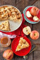 Leckerer Apple Pie / Apfelkuchen