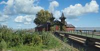 Badehaus in Keszthely,Balaton,Ungarn