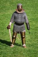 Gladiator of the Roman Empire