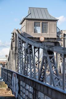 Drehbrücke