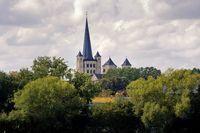 historische Abtei Brauweiler,