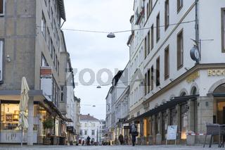 Rathausstraße, Fußgängerzone Altstadt Bielefeld