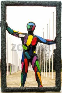 Barcelona Olympiade