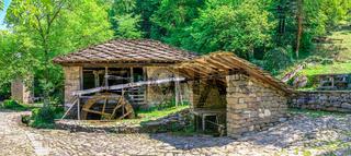 Water mill in the Etar village, Bulgaria