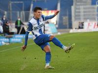 Maximilian Franzke  1.FC Magdeburg  3.Liga Saison  2020-21
