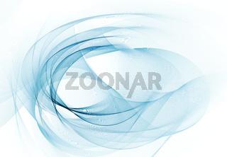 linien bewegung farben blau