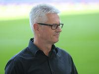 Sportdirektor Ralf Heskamp Hallescher FC DFB 3.Liga Saison 2020-21