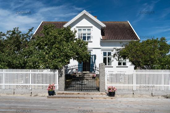 Wohnhaus in Südnorwegen