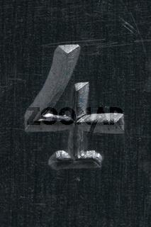 Schlagzahl Nummer 4