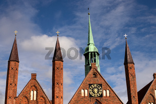 HGH 001. Luebeck. Deutschland