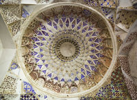 Kuppel einer Moschee in Afghanistan