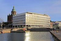 Enso-Gutzeit Headquarters by Alvar Aalto