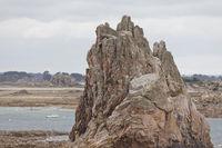 Porz Scaff Plougrescant Bretagne