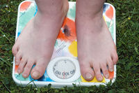 weighing scale for weight measurement