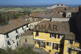 Pienza, Toskana, Italien - Pienza, Tuscany , Italy