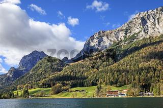 Reiter Alpe am Hintersee in Bayern