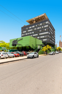 Cordoba Argentina building of the Confederation of Civilian Staff of the nation