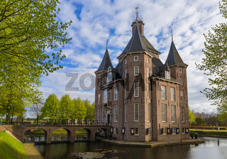 Castle Kasteel Heemstede in Netherlands
