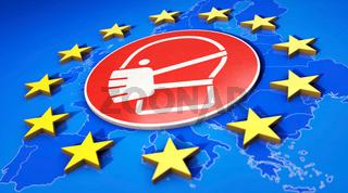 Maskenpflicht in der EU