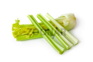 Fresh vegetable of Celery sticks