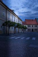 Picturesque historic city