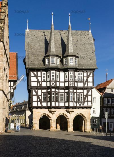 Rathaus Alsfeld, Hessen