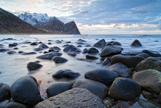 Küstenlandschaft in Norwegen