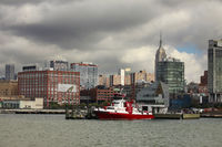 Fire Department New York Boat