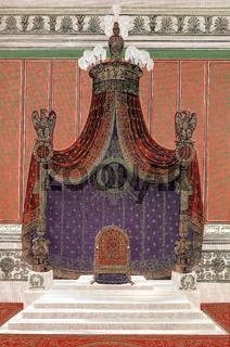 Napoleon's Imperial Throne