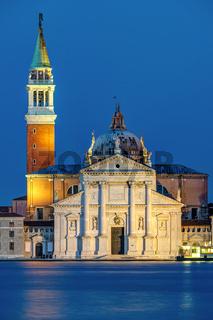 Die Kirche San Giorgio Maggiore in Venedig