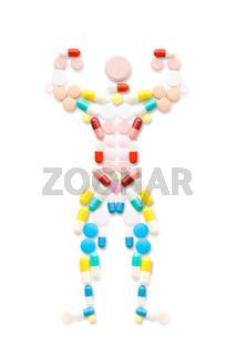 Muscle man.