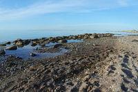Steiniger Ostseestrand
