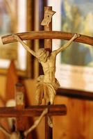Kruzifix, Detail