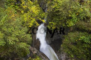 Waterfall Schwarzbachwasser
