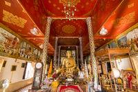 THAILAND LAMPHUN WAT PHRA THAT HARIPHUNCHAI